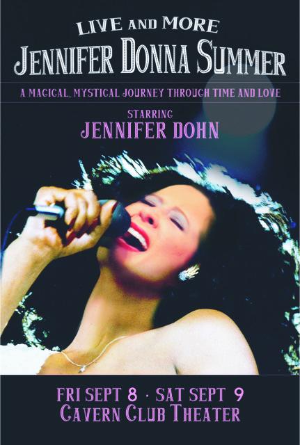 Jennifer Donna Summer: Live and More